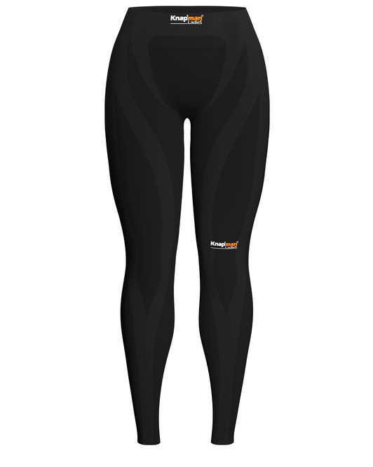 Knap'man Ladies Zoned Compression Pants Long 25%