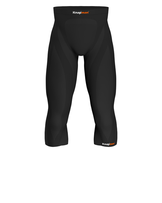 Knap'man Zoned Compression Pants 3/4 - 25% compressie