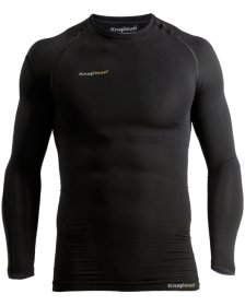 Knap'man Thermo Active shirt zwart